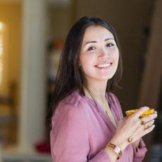Jazeera Aitzhanova, founder Humming Cup Premium Organic Tea