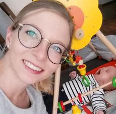 Stolze Mama, leidenschaftliche Köchin, gesundheitsbewusste Genießerin und Mittagsschläfchen-Bloggerin