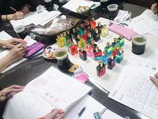 カラーセラピー勉強会「色の意味を深める」