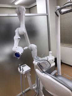 新川崎歯科医院ファミリー歯科の口腔バキューム