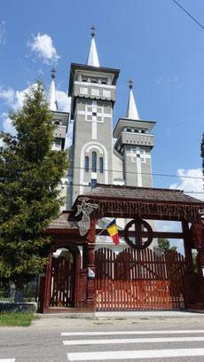 Orthodoxe Kirchen sind weit verbreitet