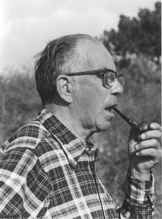 Georges Zink en 1976