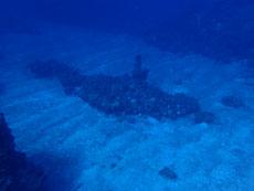 石垣島の潜水艦(サブマリン)