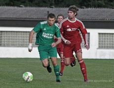 SV Seeburg (grün) vs TSV Landolfshausen (3:2)