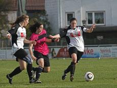 FC Eisdorf (pink) vs SW Bernshausen 1:1