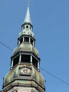 Toren van de St. Pieterskerk