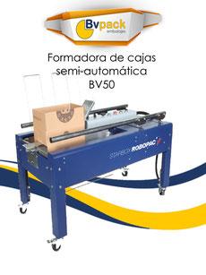 Montadora_de_cajas_de_cartón. Montadora_automática_para_cajas_de_cartón.