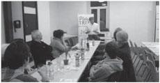 Herr PHK Stürmer erzählt aus der Praxis  (Foto: GK)