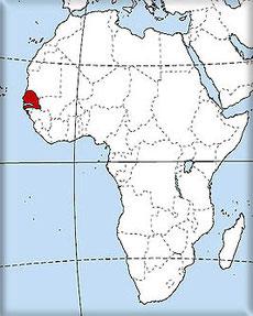 Acción Papalagi 2013 Bantancountou - Grupo Scout Chaminade de Cádiz - Mapa Mundi Senegal