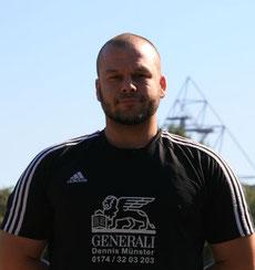 Alexander Rothe war mal wieder der Turm in der Schlacht und erzielte sogar das 1:0.