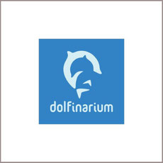 Dolfinarium korting logo