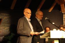 Einführungs-Dialog zwischen Herbert Reichelt und Dieter Dresen