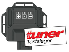 Leistungssteigerung MINI Cooper Testsieger DTE Systems PowerControl