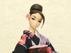 FR着物、Fashion Royalty kimono、Kimono doll
