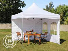 pop-up tent 3x3 wit