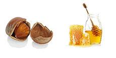 Nocciole e miele