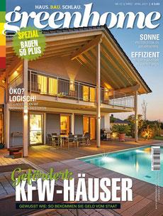 Häuser Abo Prämie ich werde bauen oder umbauen bt verlag magazine