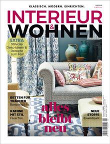 Wohnen Magazine ich möchte wohnen bt verlag magazine