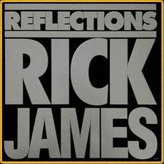 Rick James - 1984 / Reflections