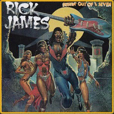 Rick James - 1979 / Bustin' Out Of L Seven
