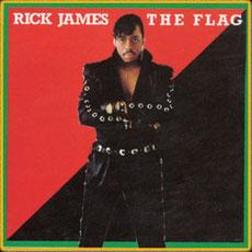 Rick James - 1986 / The Flag