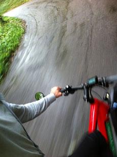Unterwegs mit dem Stromer e-Bike