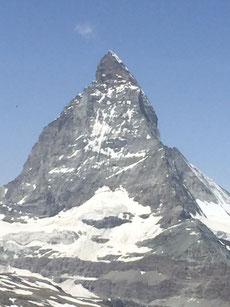 Mont Cervin 4478m