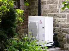 Ecodan W85 Air Source Heat Pump