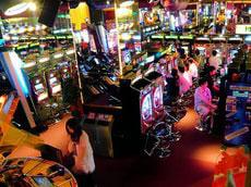Sala giochi /pachinko
