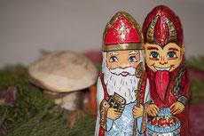 San Nicola e Krampus