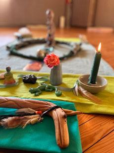 chamanisme conseil 13 lunes 13 anciennes gardiennes amérindiennes