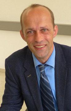 Alexander Buda, Vorsitzender des FDP-Bezirksverbands Koblenz