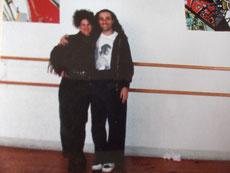 Sissi et Michel Seban