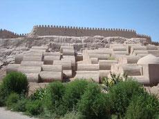 circuit route de la soie - Ouzbékistan - Transcaspien et route de la soie