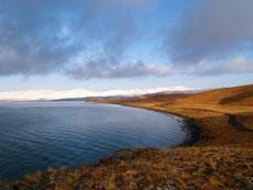 circuit Kirghizstan - lac au Kirghizstan - route de la soie