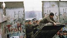 9 novembre 1989: le jour où le mur est tombé (vidéo)