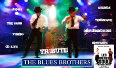 Blues Brothers Tribute soutient lmc france leucemie myeloide chronique cancer sang