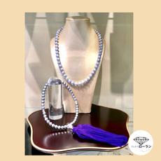 真珠のネックレス&念珠・数珠