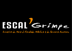 Logo ESCAL'Grimpe