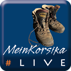 #MeinKorsika - Twitter Livereportage aus Korsika