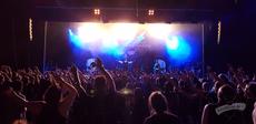 Schattenmann, Black Castle-Festival 2018 / Foto: CorviNox