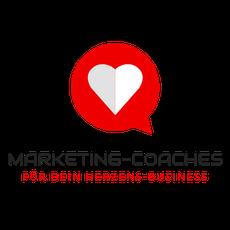 Marketing-Coaches - Marketing-Support für dein Herzens-Business. Marketing Hilfe. Werbung. Internet. SEO.