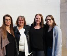Das Team im Frauenhaus ZAK schützt Kinder