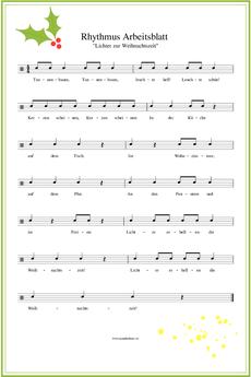 Musik mit Kindern an Weihnachten