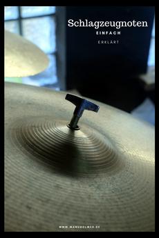 Schlagzeugnoten verstehen Ratgeber