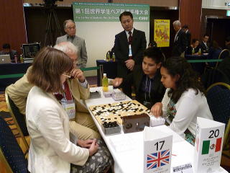囲碁国際交流の会の活動概要