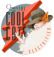 The Golden 20's Logo von der Band Lou's The Cool Cats oder auch The Cool Cats genannt