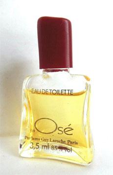 J'AI OSE - MINIATURE SEULE, EAU DE TOILETTE 3,5 ML