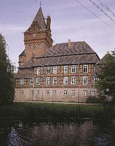 Plattenburg und Umgebung