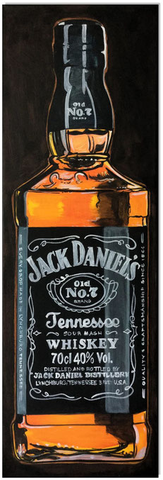 Jack Daniels Whiskey ART